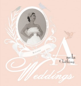 Anela Clothing Weddings The first Book