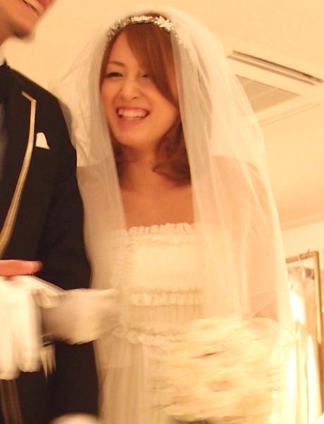 田上将也 結婚式
