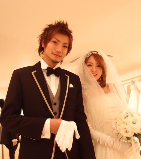 ウェディングドレス 東京