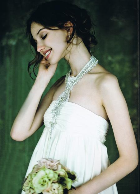 芸能人 ウェディングドレス