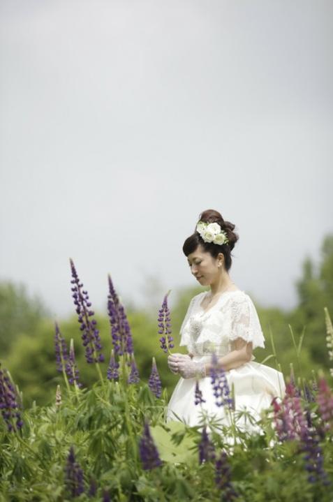 素敵な花嫁
