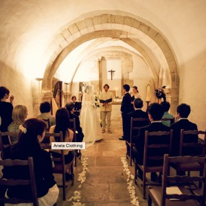 ヨーロッパ 結婚式