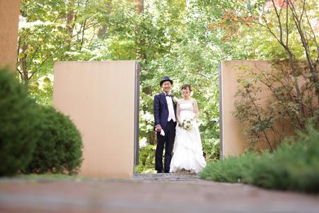 思い出に残る結婚式
