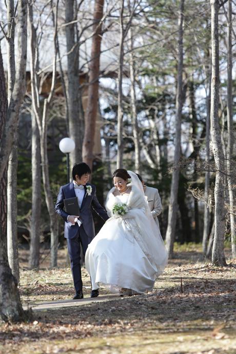 星野リゾート結婚式