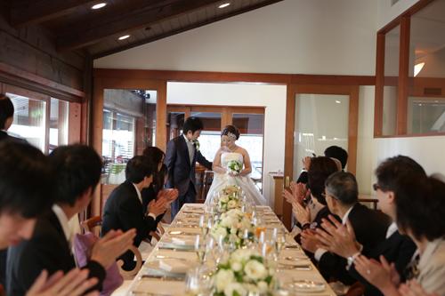 ブレストンコート結婚式