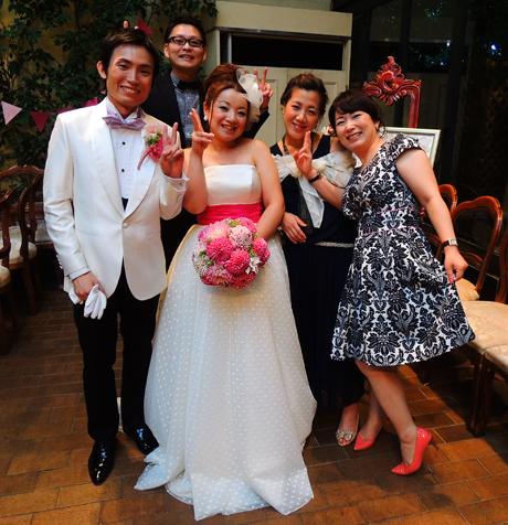 リストランテASO 結婚式