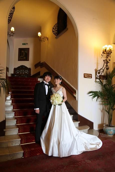 ヨーロッパ結婚式