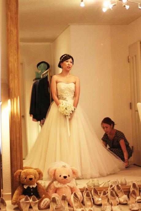 マダムトキ結婚式
