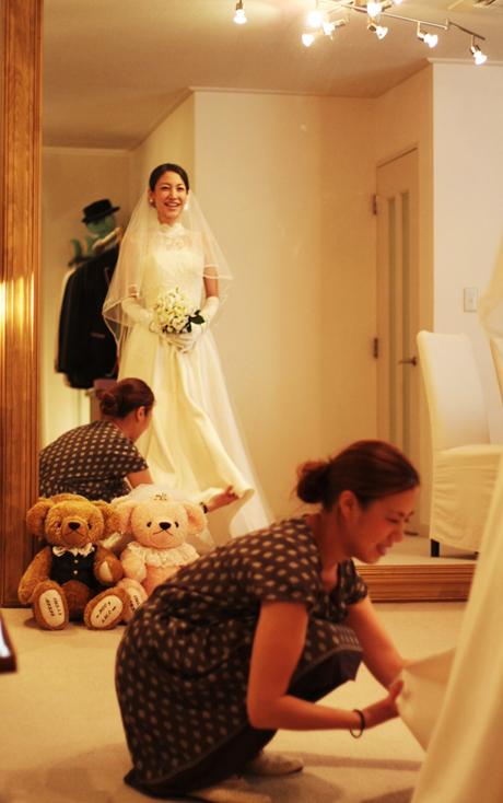 オリエンタルホテル 結婚式