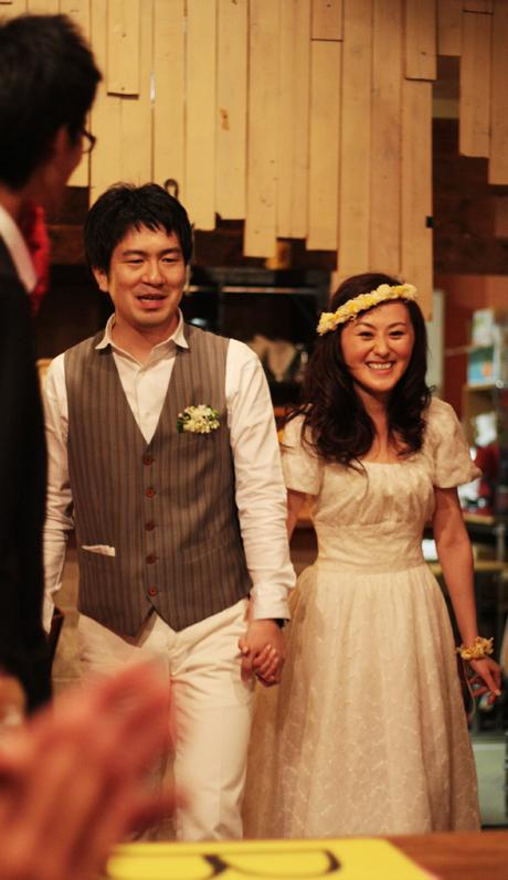 ラファエル 結婚式