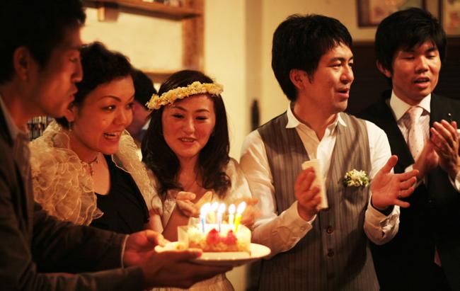 オシャレ 結婚式
