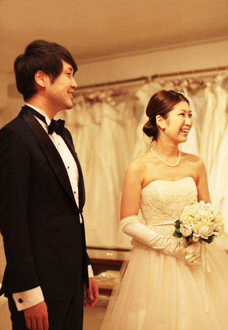小笠原伯爵邸 結婚式