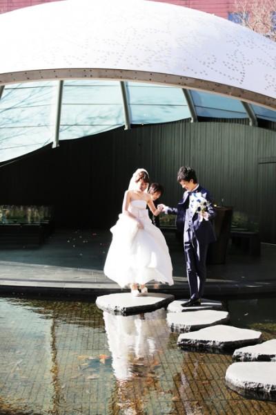 オシャレな結婚式