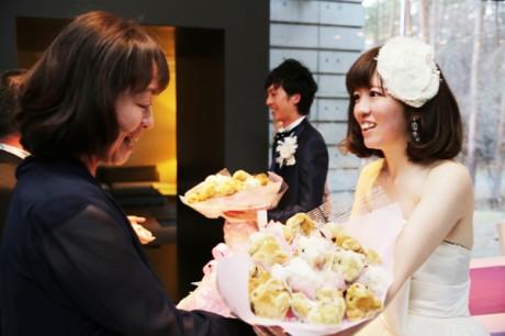 サプライズ 結婚式 進行