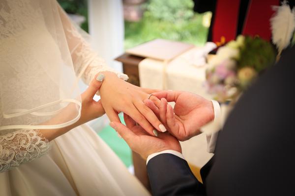 結婚指輪 ハリーウィンストン