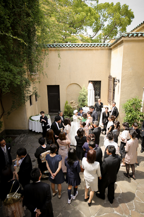 盛り上がる 結婚式