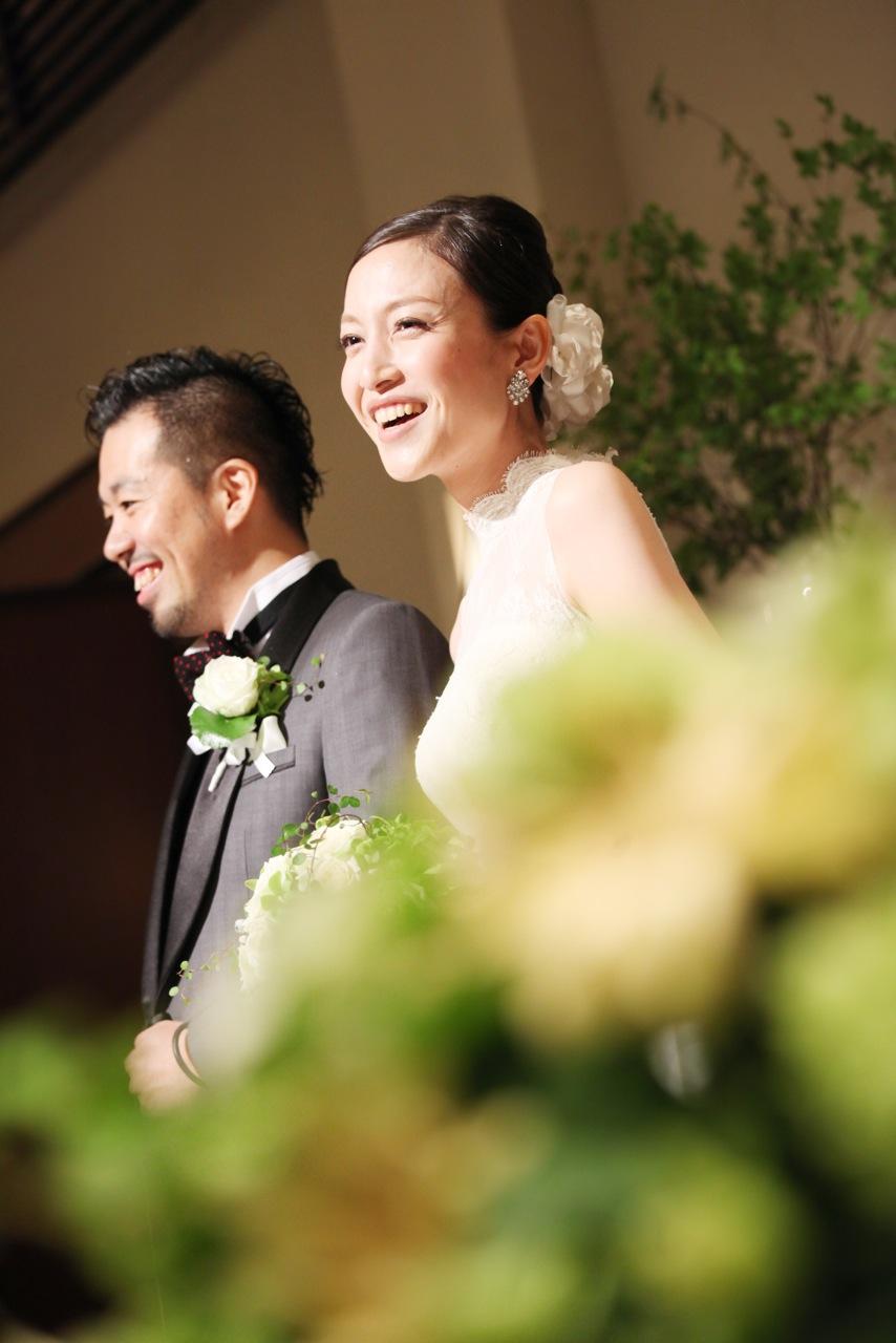 オリエンタルホテル東京ベイ 結婚式