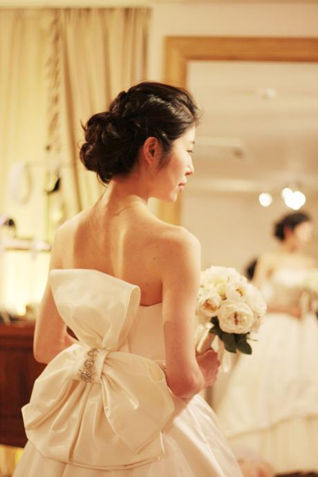 東京一番人気ウェディングドレス