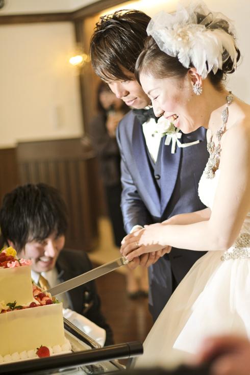 ブレストンコート 従業員 結婚式