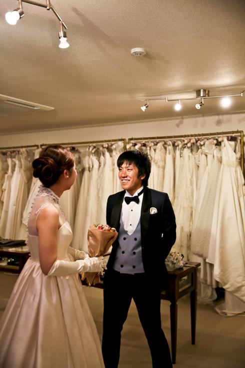 横浜 ニューグランド 大人気 ウェディングドレス