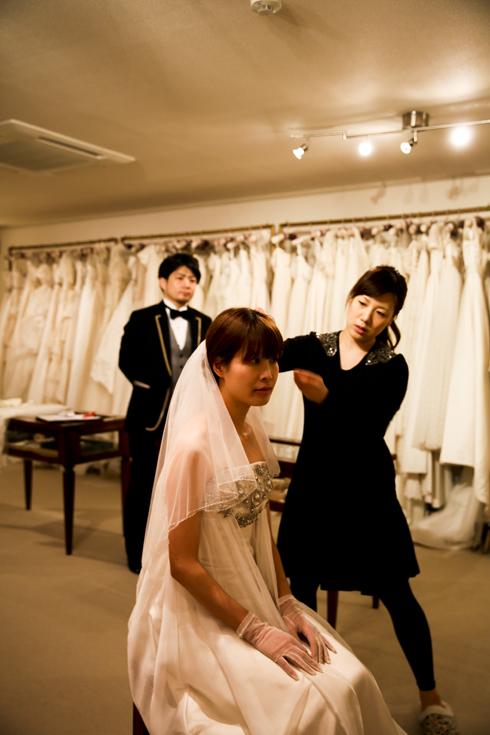 理想の結婚式 ウェディングドレス
