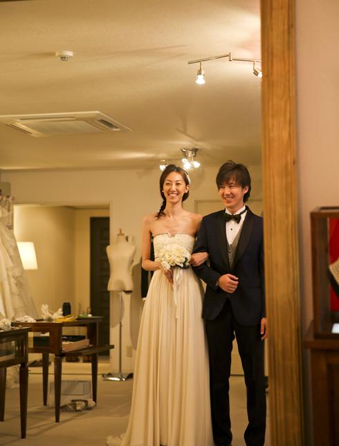 素敵な花嫁 コーディネート