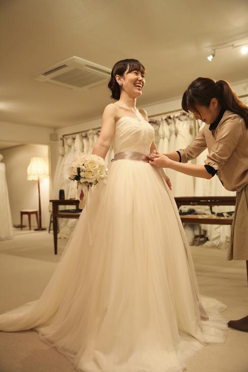 The Terrace TOKYO ウェディングドレス