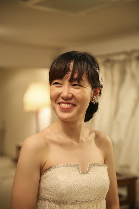 ザ・テラス東京 人気 ウェディングドレス
