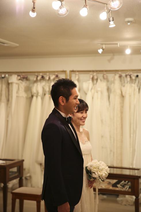 ザ・テラス東京 ウェディングドレス