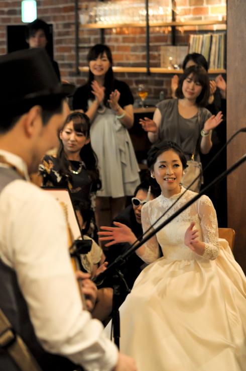 人と差をつける ウェディングドレス