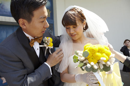名古屋 一番人気 ウェディングドレス
