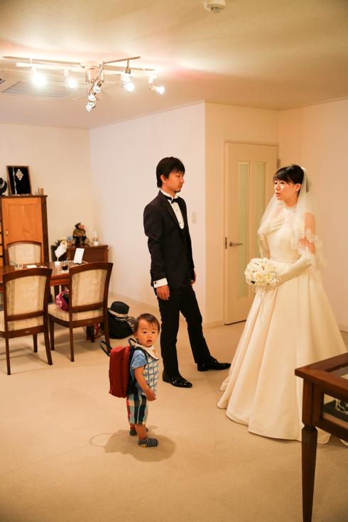 クラシカ表参道 ウェディングドレス