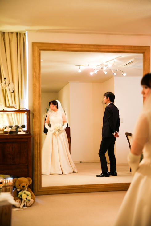 CLASSICA オシャレ ウェディングドレス