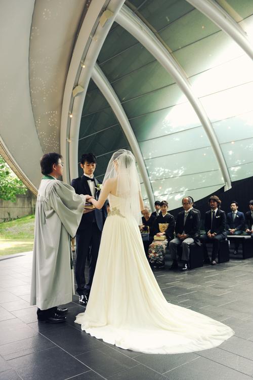 大人 花嫁 ウェディングドレス