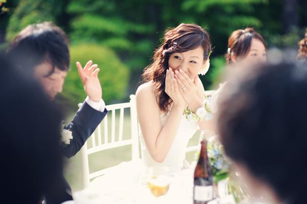 可憐 花嫁スタイル