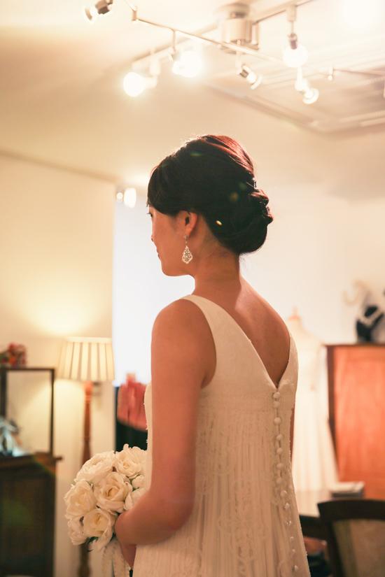 パレスホテル東京 ウェディングドレス