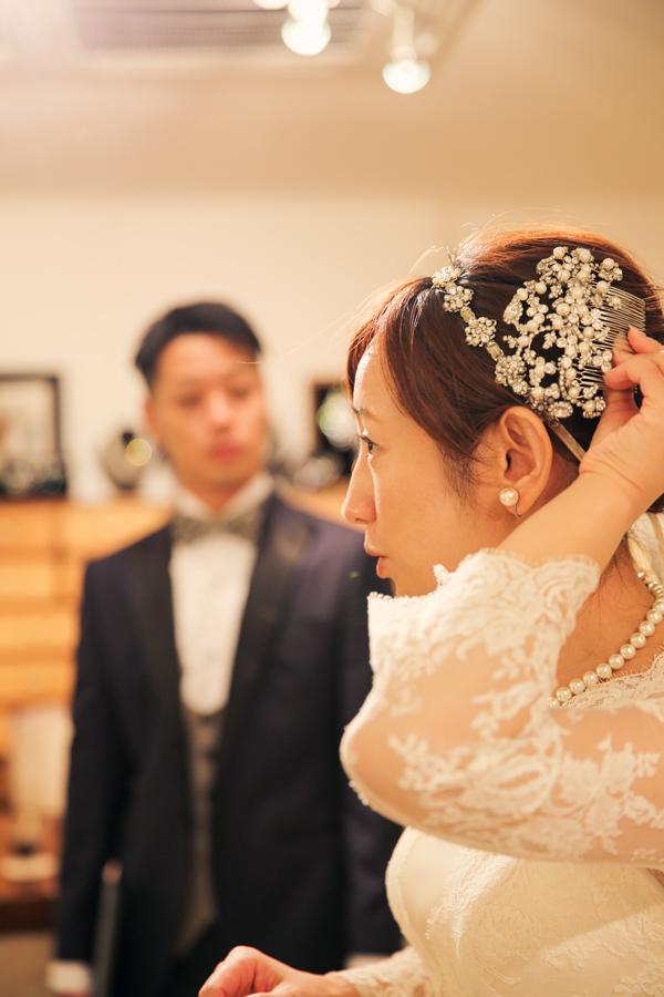 オシャレ アパレル 花嫁