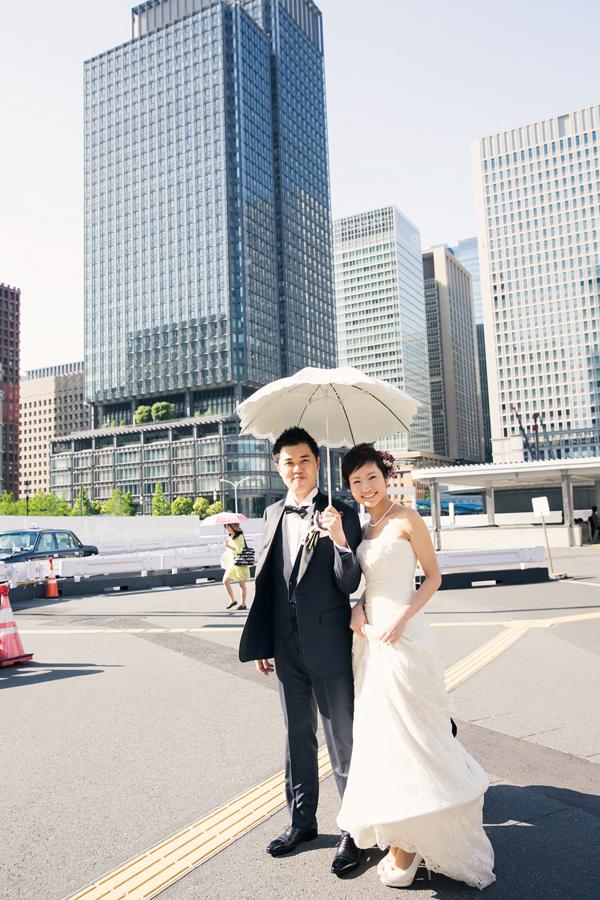 東京ステーションホテル 人気 ウェディングドレス