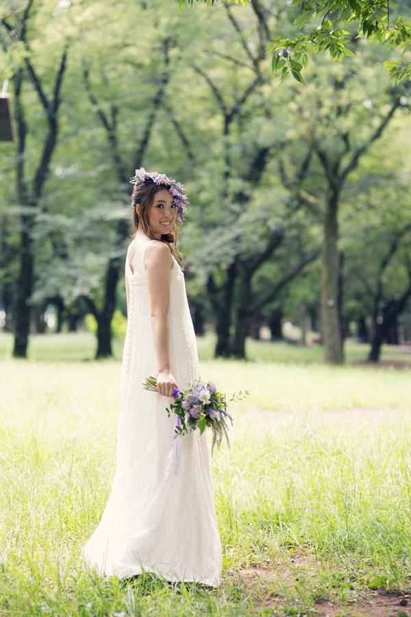 結婚 アニバーサリー ウェディングドレス