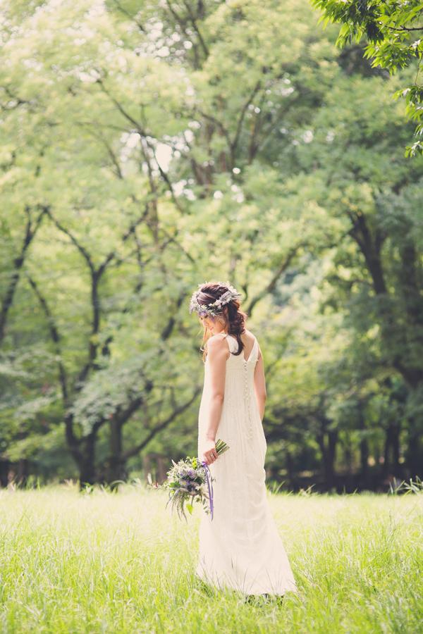 アニバーサリー婚 ウェディングドレス レンタル