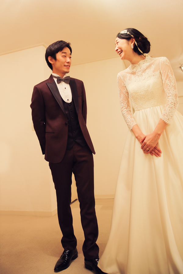オシャレな花嫁に選ばれている ウェディングドレス