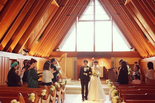 星のや 軽井沢 結婚式