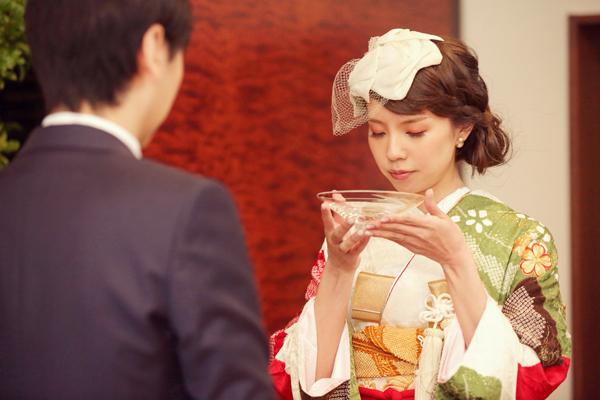 格好良い 花嫁 衣装