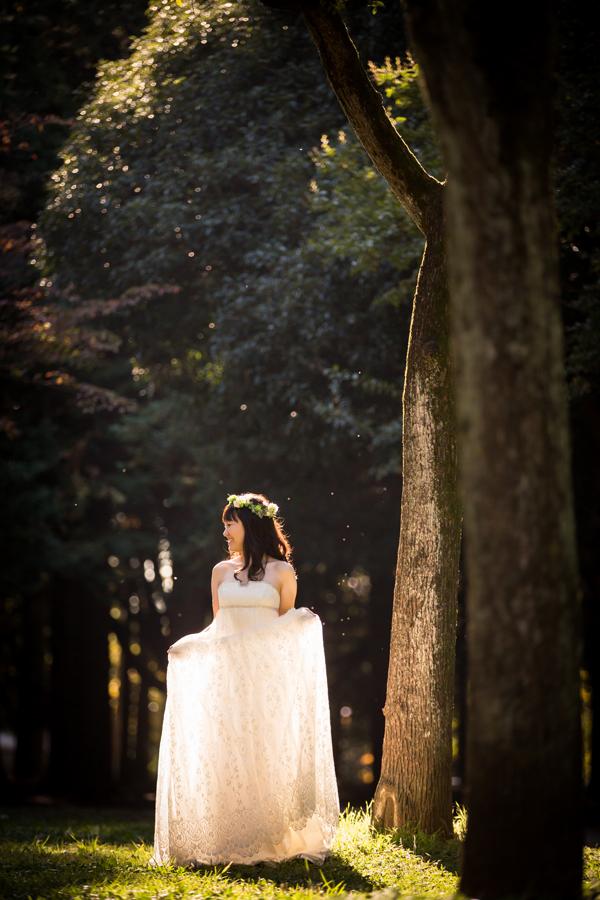 クロス東京 人気 ウェディングドレス