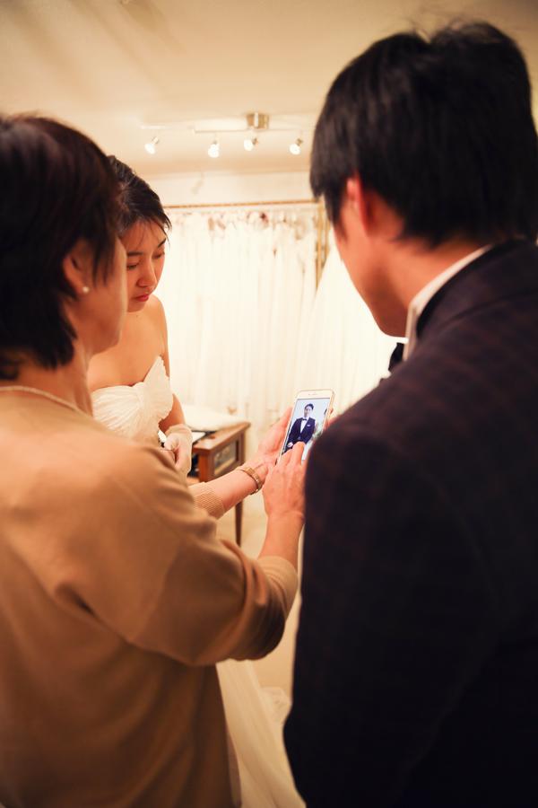 東京 レストラン ウェディングドレス レンタル