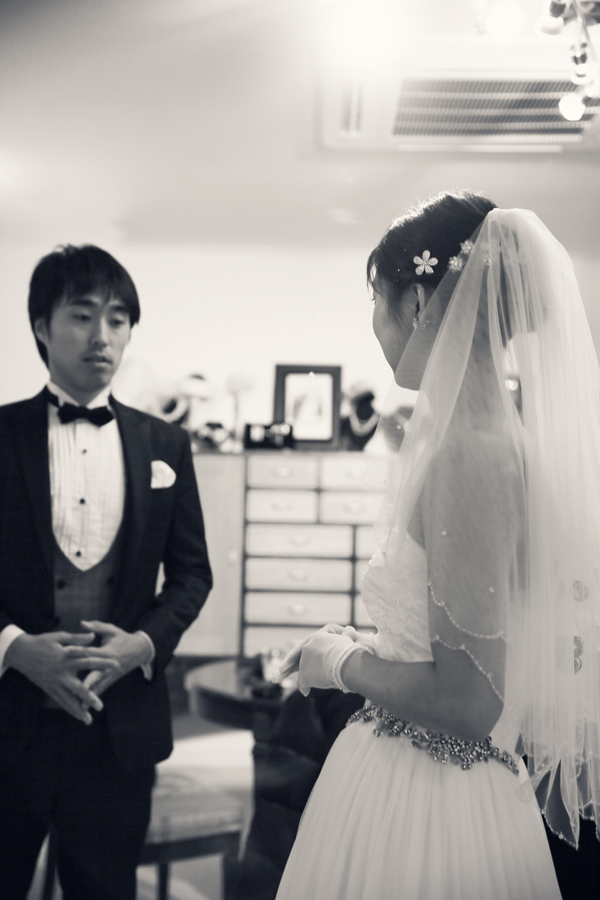 オシャレな花嫁 人気 ドレス