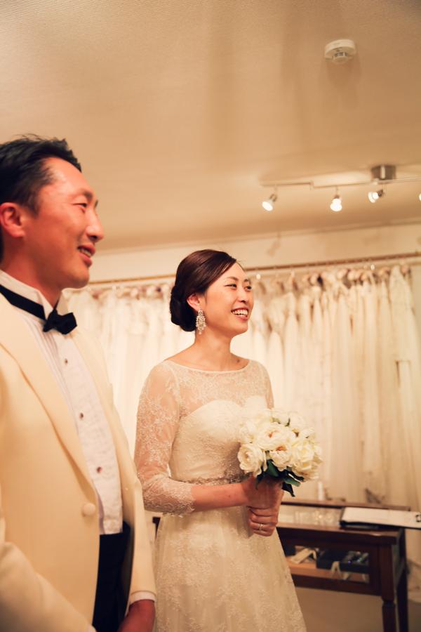 東京 一番人気 ウェディングドレス