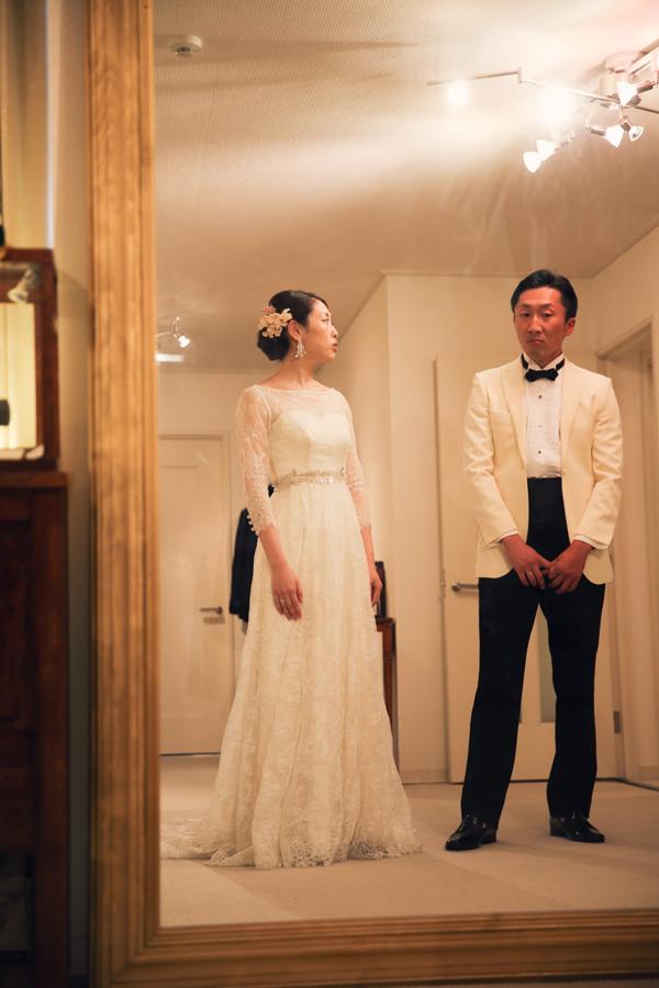 東京 レストラン 結婚式 ウェディングドレス レンタル