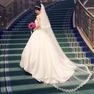 明治記念館 人気 ウェディングドレス