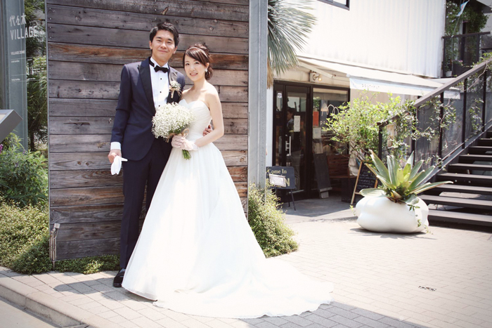 東京 オシャレ 結婚式会場